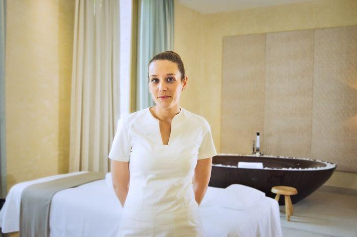 52 best our prestigious clients images on pinterest spa for Uniform spa manager