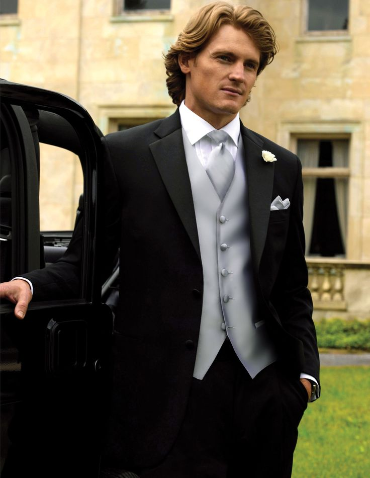 20 best Tuxedos By Santos images on Pinterest | Tuxedo for wedding ...