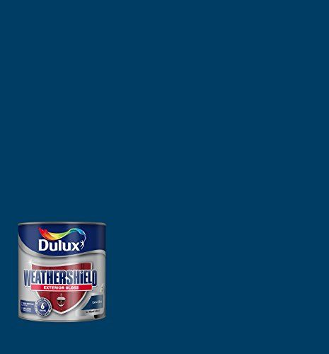 Dulux Weather Shield Exterior High Gloss Paint, 750 ml - ... https://www.amazon.co.uk/dp/B004R26SH6/ref=cm_sw_r_pi_dp_x_4O9vzb62MFGHN