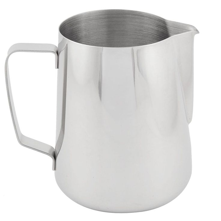 Unique Bargains Stainless Steel (Silver) Beaker Coffee Mug Pitcher Drink Bottle Cup 1000mL