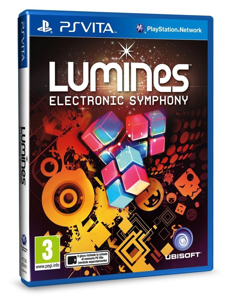 Lumines - Electronic Symphony PostePay Fun
