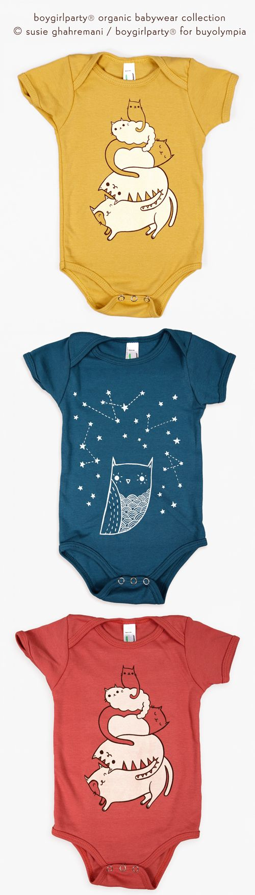 Shop for baby wear and other clothing at the boygirlparty shop http://shop.boygirlparty.com #baby #clothing