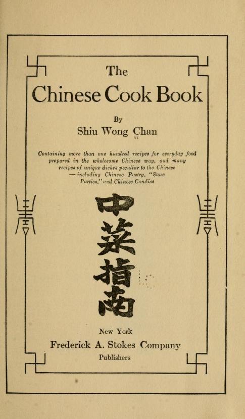 29 best Vintage Cookbooks (full text online) images on ...