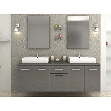 Image result for bathroom vanity units 1000mm