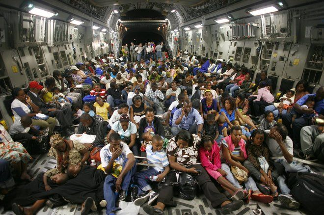 Unbelievable! US government pays itself generously for Haiti relief ! - Haiti Infos