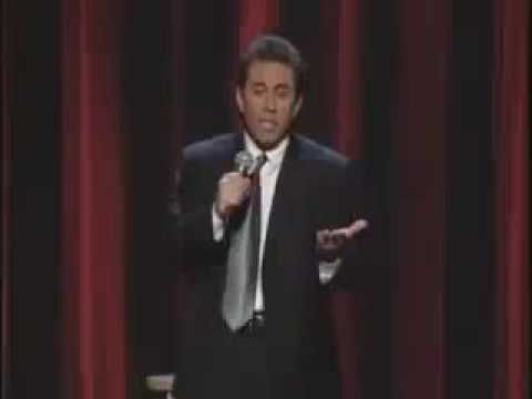 Start your morning off right with a little Halloween stand-up!  Love this!