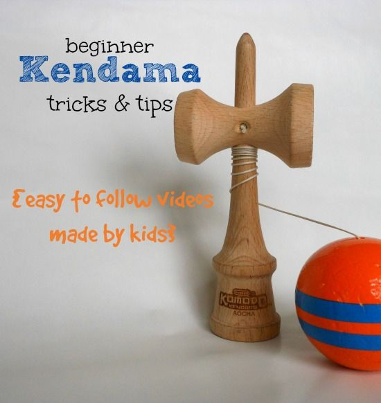5 beginner Kendama Tricks videos