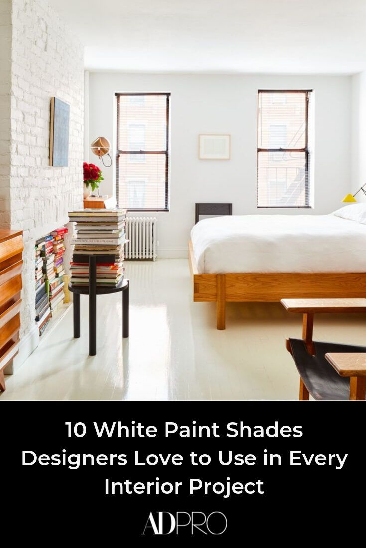 10 White Paint Shades Designers Can T Live Without With Images