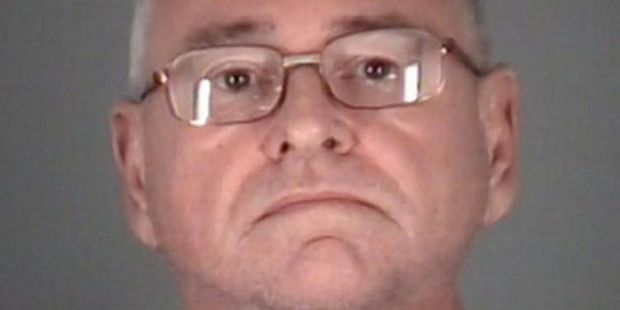 Richard Hoagland is accused of stealing a dead man's identity and using it to lead a new life in Florida. Photo / Pasco County Sheriff's Office via Washington Post