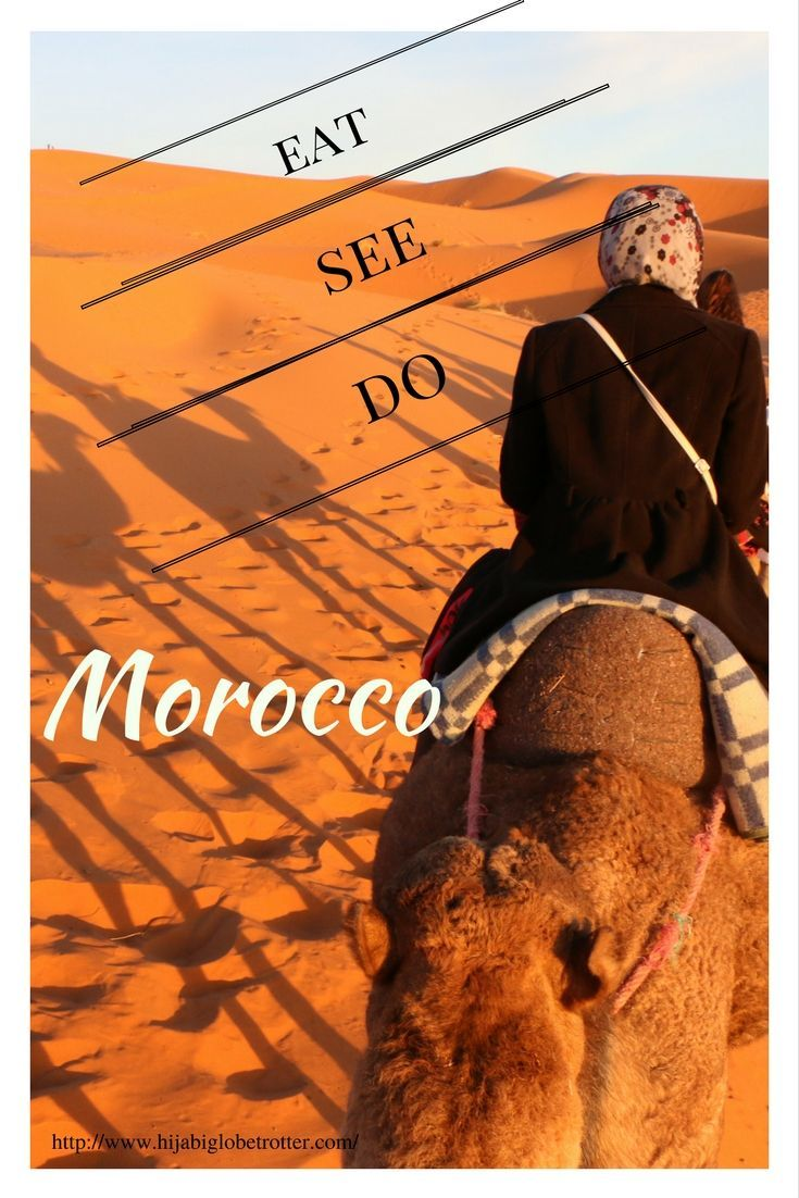 This post guides you through Morocco! Travel in Africa.