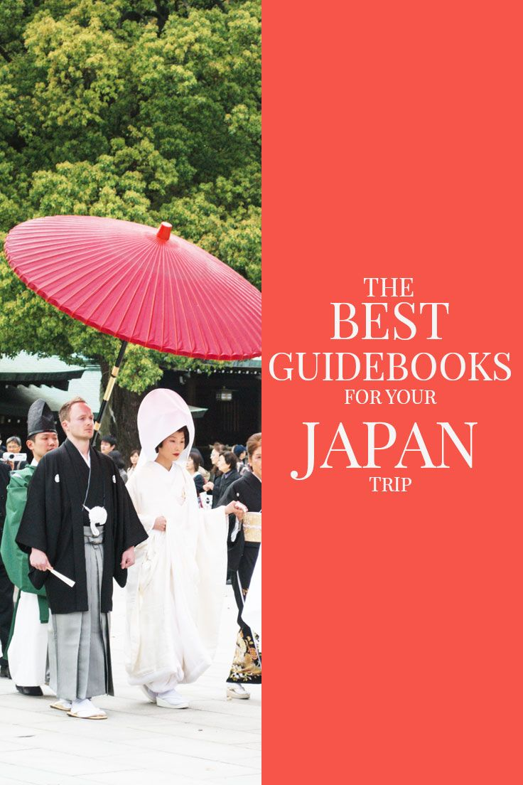 The Best Travel Guidebooks For Your Japan Trip