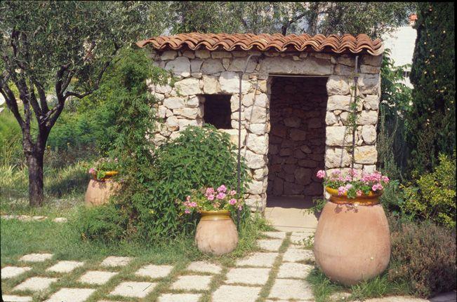 Garden Ideas Small Landscape Gardens Pictures Gallery: Garden Design: Garden Design With Mediterranean Gardens