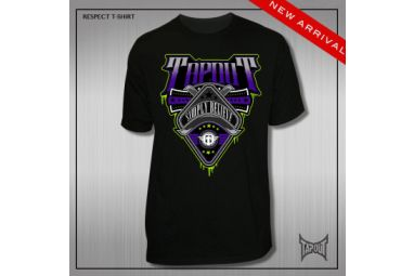 TapouT Respect T-Shirt + Free Sample Price: WAS £29.99 NOW £21.00