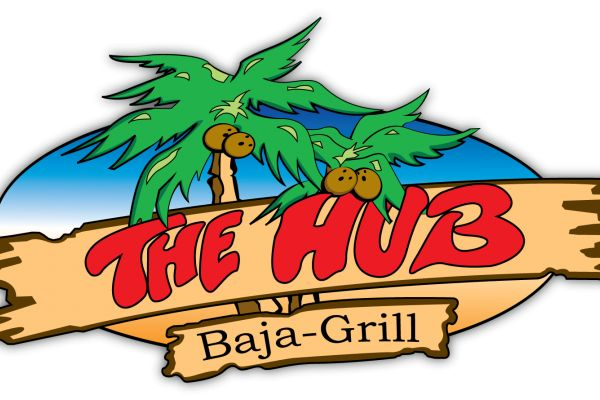 """The Hub Baja Grill has been serving up fresh Baja cuisine for locals and tourists alike since 2008. The Hub Baja Grill's famous Grouper fish tacos, hand-made lobster bisque and other Latin American and tropical inspired creations are sure to exceed expectations of the most discerning palate. We offer indoor dining and a covered patio on the sidewalk. We offer live music day and night. """"Fiesta Hour"""" runs Monday – Friday 11:00am to 6:00pm and features, $7.50 House Margaritas, $4 House Wines…"""