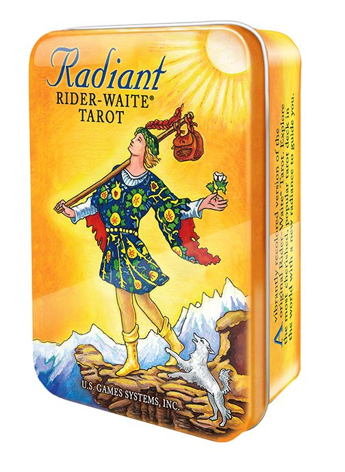 Rider Waite Tarot Cards Set Of 78 Cards By Patriciadmdesigns: 1000+ Images About Tarot In A Tin On Pinterest