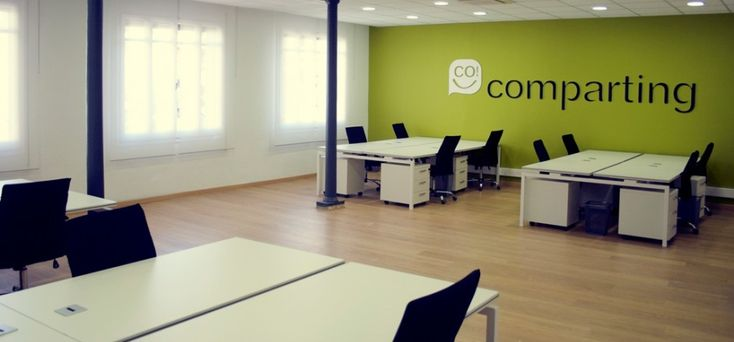 Comparting | Coworking en Barcelona