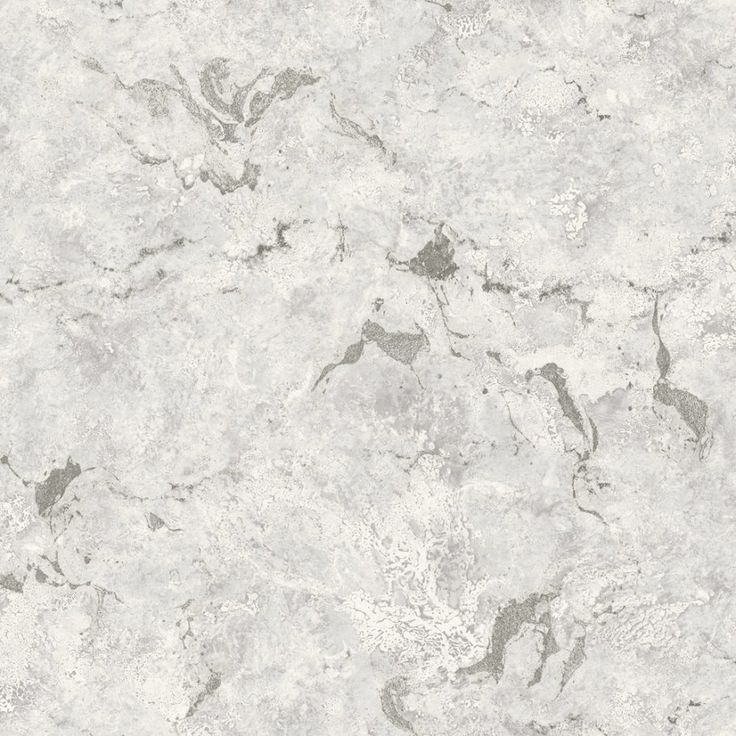 Pear Tree Interiors Polished Stone Silver Wallpaper