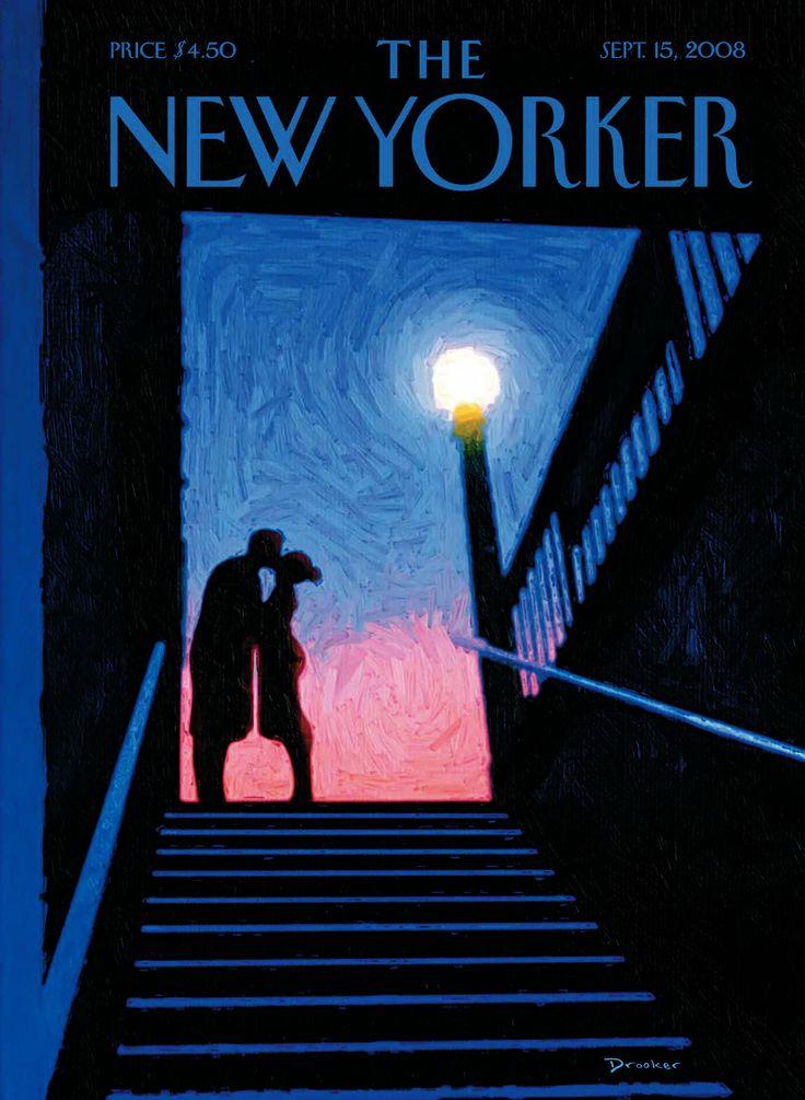 """New York Moment"", Eric Drooker, 2008"