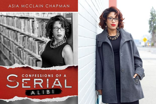 Asia McClain, AKA Adnan Syed's Alibi Witness, Is Writing A Book!