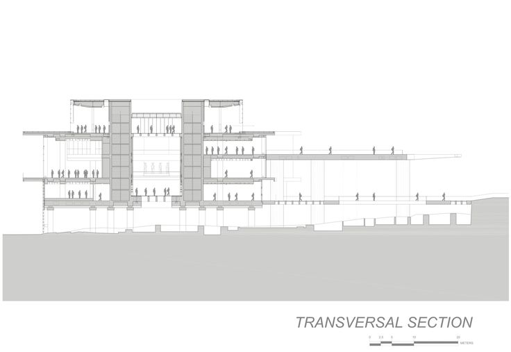 Gallery of New Acropolis Museum / Bernard Tschumi Architects - 20