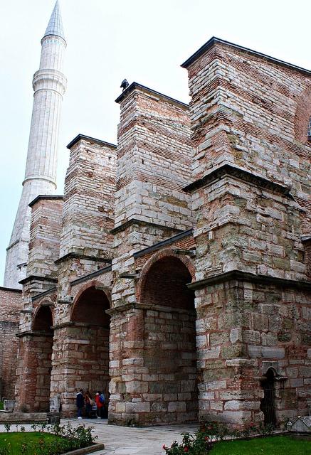 Hagia Sophia - Istanbul, Turkey.