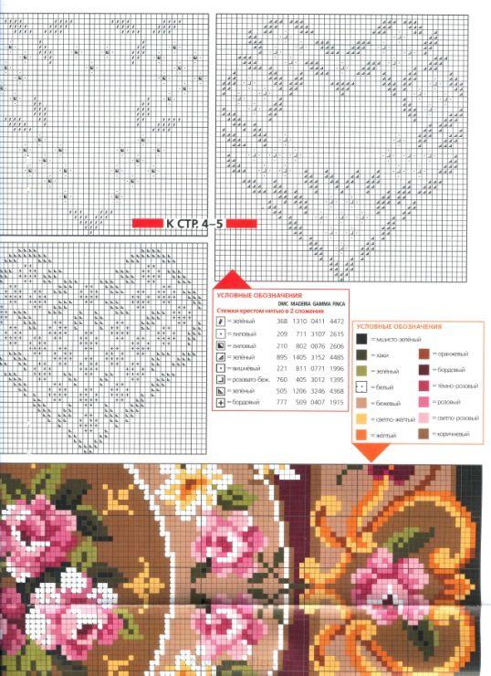 Mejores 44 imágenes de Needlepoint stitches en Pinterest | Bordado ...