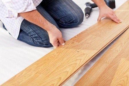 Как положить ламинат на неровный деревянный пол