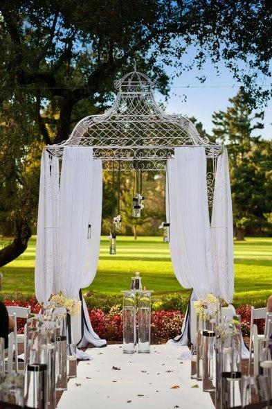Metal Gazebo Wedding Decor Wedding Event Amp Party Ideas