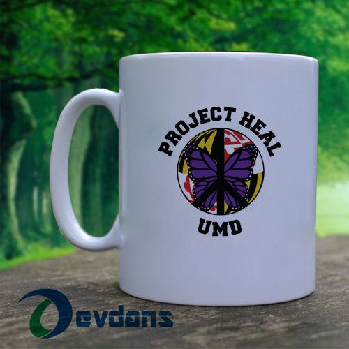 project heal umd Mug, Ceramic Mug,Coffee Mug