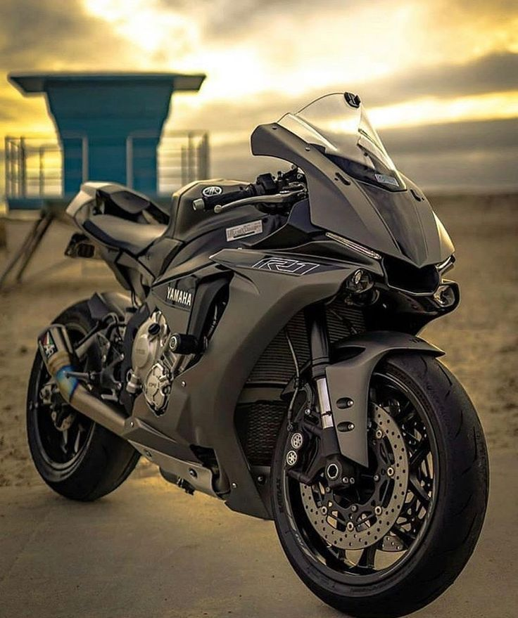 Black Matt Yamaha R1 – # Matt # R1 # Black # Yamaha – Cool Cars – # Cars # Black # Co