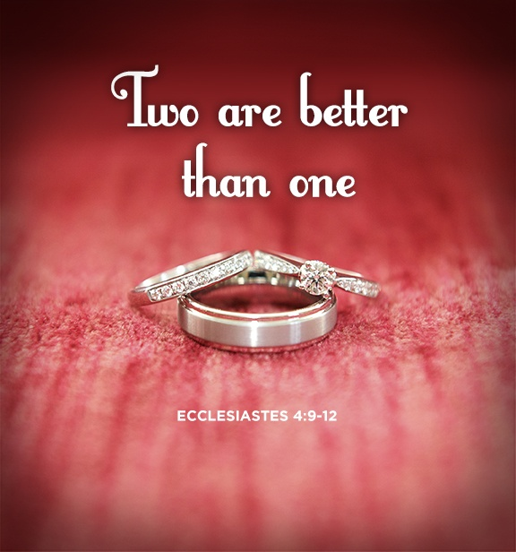 Wedding Ring Bible Quotes: 25+ Best Ideas About Ecclesiastes 4 9 12 On Pinterest