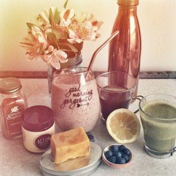 Rituales de la mañana.