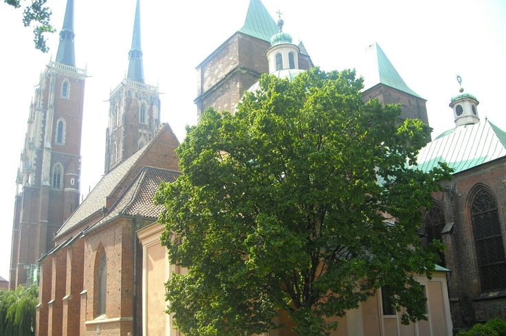 Cathedral of St. John the Baptist in Wrocław, Poland