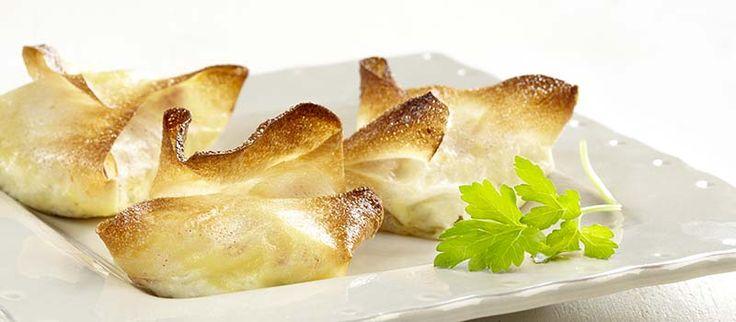 Surprisepakjes ham-kaas - Colruyt Culinair !