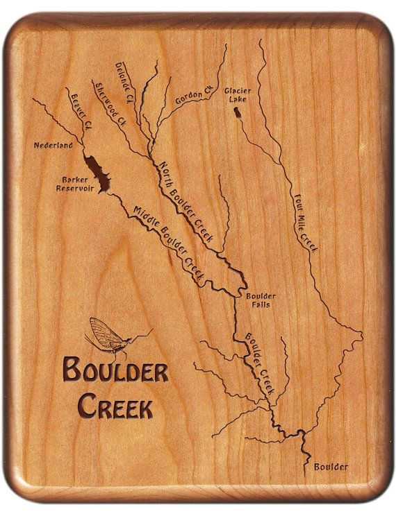 32 best images about colorado river map fly boxes on for Colorado fly fishing map