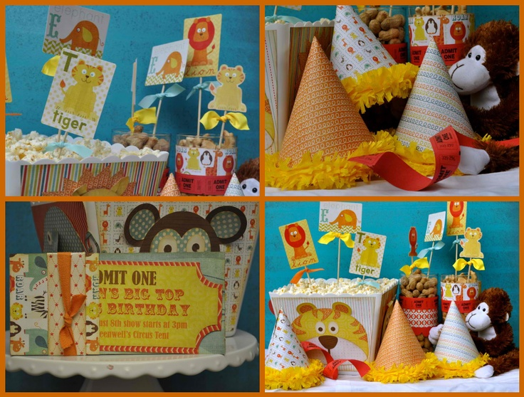 43 best The Trios Birthday Party images on Pinterest Carnivals