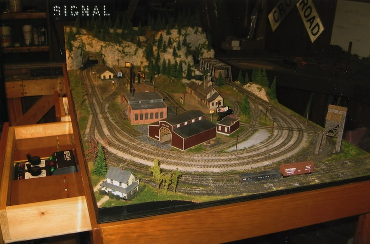 Fs museum quality n scale tabletop layout for N scale bedroom layout