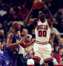 Robert Parish on the Chicago Bulls