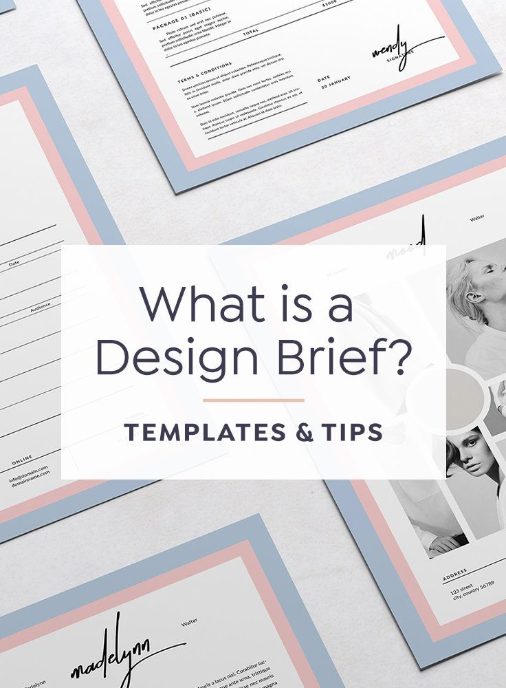 What Is A Graphic Design Brief Design Brief Template Graphic