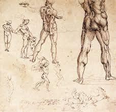 leonardo da vinci + treatise on painting - body