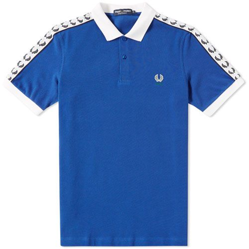 Fred Perry football-inspired Country Polo Shirt Collection