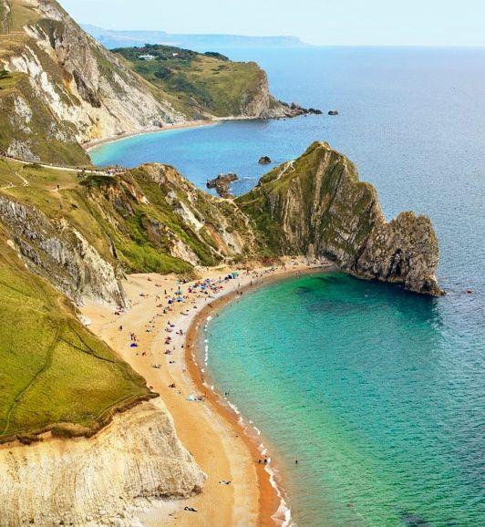 Durdle Door | the Jurassic Coast of England