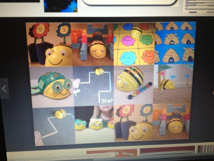 Bee Bot ideas!