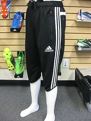 NEW ADIDAS Tiro 13 3/4 Men's Training Pant - Black/White ...
