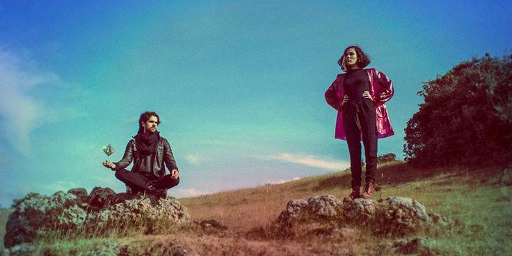 Ságan - Festival Centro 2016. María Mónica Gutiérrez (Suricato y El Último Boabdil) y Felipe Ortega (Surcos) son los nombres que se esconden detrás de Sá...