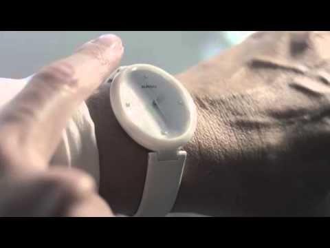 Cómo funciona el reloj Rado Esenza Ceramic Touch - YouTube