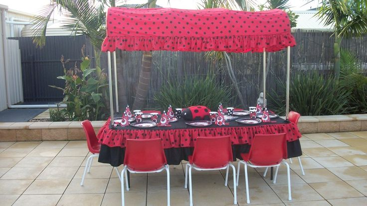 Ladybug party - Party Hire 4 kids , PartySupplies, Seaton, SA, 5023 - TrueLocal