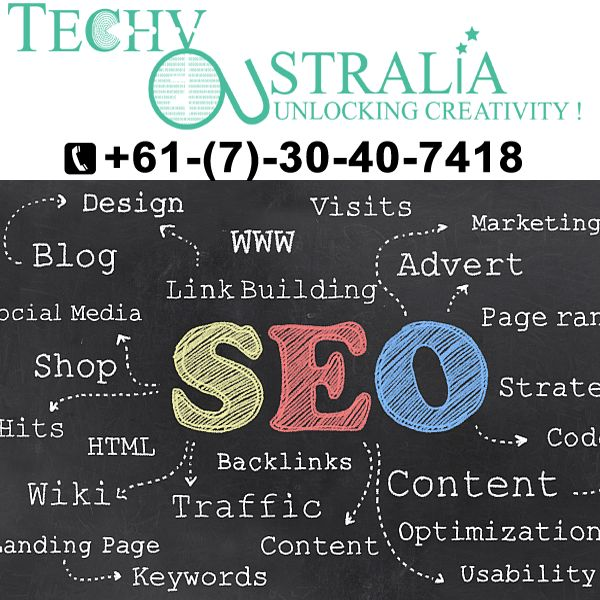 +61-7-30-40-7418 Techy Australia Importance of Organic SEO (Search Engine Optimization)