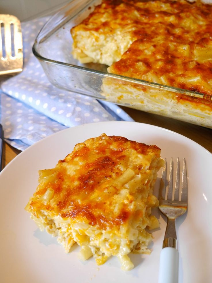 southern baked mac and cheese with evaporated milk
