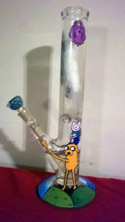 Adventure Time bong   ( marijuana cannabis )